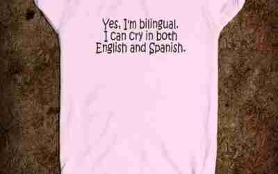 Il bilinguismo e l'apprendimento delle lingue nei bambini bilingui