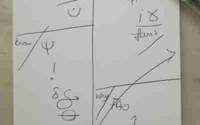Interpretazione consecutiva: il mistero degli appunti